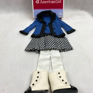 💙Retired American Girl Doll School Girl Outfit💙